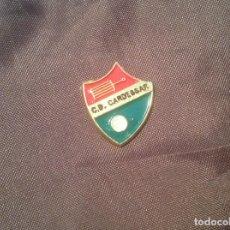 Colecionismo desportivo: PIN SIN AGUJA C.D. CARDESSAR. Lote 98948447