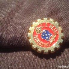 Coleccionismo deportivo: PIN SIN AGUJA CD BEJAR INDUSTRIAL. Lote 99391167