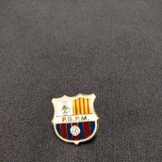 Collectionnisme sportif: PIN INSIGNIA - PEÑA F.C. BARCELONA - PEÑA BLAUGRANA PINEDA DE MAR. Lote 101389351