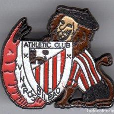 Coleccionismo deportivo: PINS FUTBOL PEÑAS ATHLETIC PEÑA DE VINAROZ (CASTELLON). Lote 103611087