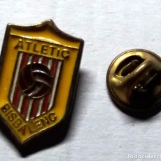 Coleccionismo deportivo: PINS PIN - FÚTBOL - ATLETIC BISBALENC. Lote 105117239