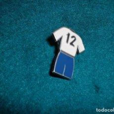 Coleccionismo deportivo: REAL ZARAGOZA: NÚMERO 12 - LA AFICIÓN. Lote 106021159