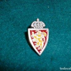 Coleccionismo deportivo: REAL ZARAGOZA: ESCUDO. Lote 106021239