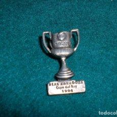 Coleccionismo deportivo: REAL ZARAGOZA: COPA DEL REY AÑO 1994. Lote 106021303