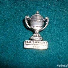 Coleccionismo deportivo: REAL ZARAGOZA: COPA DEL GENERALÍSIMO AÑO 1966. Lote 106021355