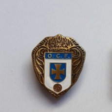 Sports collectibles - PIN DE FUTBOL ASTURIANO. REAL OVIEDO C.F. - 118877610