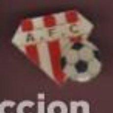 Coleccionismo deportivo: PIN DE CLIP O PINCHO - ALMERIA FUTBOL CLUB A.F.C.. Lote 128863584