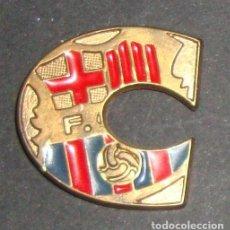 Coleccionismo deportivo: (TC-114-10) PIN F. C. BARCELONA BARÇA C. Lote 114951651