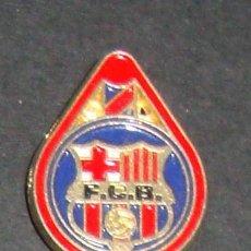 Coleccionismo deportivo: (TC-114-10) PIN F. C. BARCELONA BARÇA ESCUDO. Lote 114951663