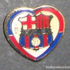 Coleccionismo deportivo: (TC-114-10) PIN F. C. BARCELONA BARÇA ESCUDO. Lote 114969283
