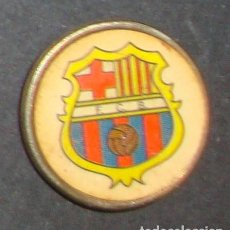 Coleccionismo deportivo: (TC-114-10) PIN F. C. BARCELONA BARÇA ESCUDO. Lote 114969311