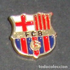 Coleccionismo deportivo: (TC-114-10) PIN F. C. BARCELONA BARÇA ESCUDO. Lote 114969595
