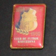 Coleccionismo deportivo: (TC-114-10) PIN F. C. BARCELONA BARÇA ESCUDO. Lote 114969695