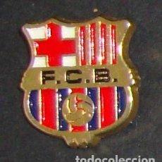 Coleccionismo deportivo: (TC-114-10) PIN F. C. BARCELONA BARÇA ESCUDO. Lote 114970419
