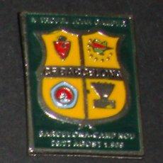 Coleccionismo deportivo: (TC-114-10) PIN F. C. BARCELONA BARÇA V TROFEU JOAN GAMPER 1969. Lote 115033795