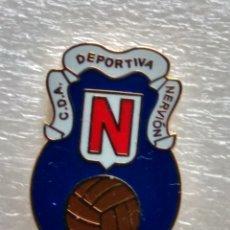Coleccionismo deportivo: PIN FÚTBOL, C.D.A. DEPORTIVA NERVION. Lote 117002540