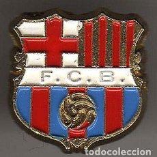 Coleccionismo deportivo: PINS FUTBOL FUTBOL CLUB BARCELONA. Lote 117036235
