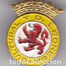 Coleccionismo deportivo: INSIGNIA AGUJA FUTBOL CULTURAL Y DEPORTIVA LEONESA . Lote 118265443