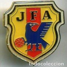 Coleccionismo deportivo: FEDERACIÓN DE FUTBOL JAPÓN. Lote 119076647