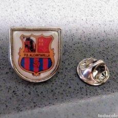 Coleccionismo deportivo: PIN PEÑA BARCELONISTA DE ALCANTARILLA. Lote 128177844