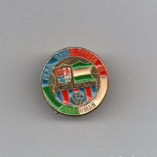 Coleccionismo deportivo: PINS PEÑA BARCELONISTA DE CUARRUMAN. Lote 128863811