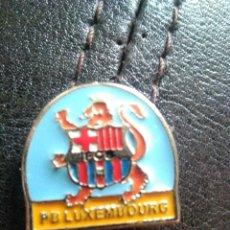 Coleccionismo deportivo: PIN F C BARCELONA BARÇA PENYA BARCELONISTA LUXEMBOURG. Lote 132672391