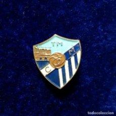 Coleccionismo deportivo: ANTIGUA INSIGNIA PIN DE AGUJA IMPERDIBLE FUTBOL CLUB DEPORTIVO MALAGA. Lote 134095538