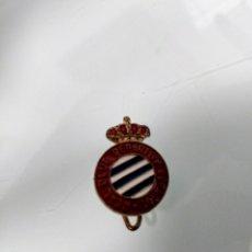 Coleccionismo deportivo: PIN DE ALFILER REAL CLUB DEPORTIVO ESPAÑOL ESPANYOL. Lote 134107449