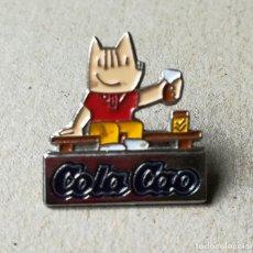 Coleccionismo deportivo: PIN COBI OLIMPIADAS BARCELONA 1992. MASCOTA OLIMPICA. COLACAO. Lote 134506062