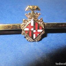 Coleccionismo deportivo: PRIMER ESCUDO F C BARCELONA. ORIGINAL.. Lote 134781974