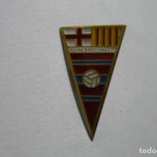 Coleccionismo deportivo: PIN RACING BARCELONA CF. Lote 135872334