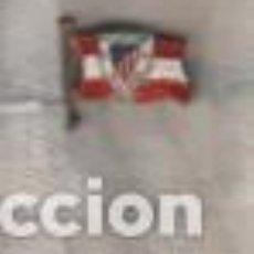 Coleccionismo deportivo: RARA INSIGNIA DE FUTBOL - PIN - ATLETICO DE BILBAO - ES DE AGUJA. Lote 136108270