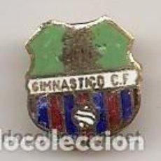 Coleccionismo deportivo: GIMNÁSTICO CF. INSIGNIA. Lote 137203950