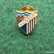 Coleccionismo deportivo: ESCUDO DE FUTBOL MÁLAGA. Lote 140691438