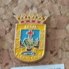Coleccionismo deportivo: PIN FÚTBOL, C. D. PTO. DE LA CRUZ. Lote 143151021