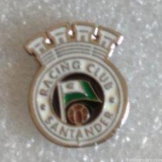 Coleccionismo deportivo: PIN FÚTBOL, RACING SANTANDER AÑO 1934. Lote 143151985