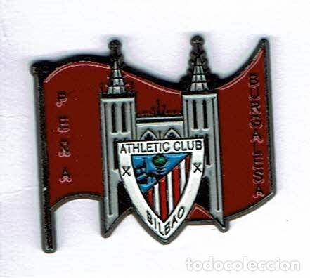 PEÑA ATHLETIC CLUB BURGALENSE (Coleccionismo Deportivo - Pins de Deportes - Fútbol)