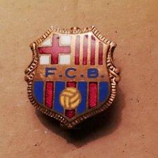 Coleccionismo deportivo: INSIGNIA FC BARCELONA. Lote 147920398