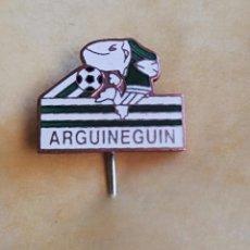 Coleccionismo deportivo: PIN CANARIAS UD ARGUINEGIN. Lote 148553542