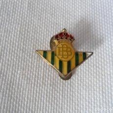 Coleccionismo deportivo: PIN DEL REAL BETIS. Lote 148981402