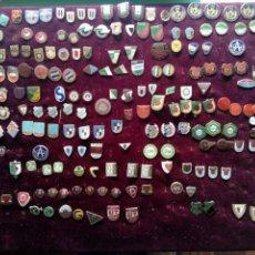 Coleccionismo deportivo: PINS DE CLUBES DE FUTBOL DE ALEMANIA DE ESTE. Lote 151440710