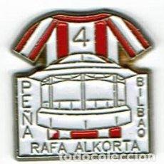 Coleccionismo deportivo: PEÑA ATHLETIC CLUB RAFA ALKORTA BILBAO. Lote 151529174