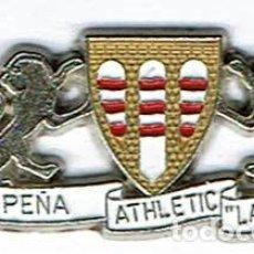 Coleccionismo deportivo: PEÑA ATHLETIC LA PEÑA. Lote 155103102