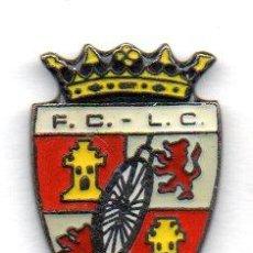 Coleccionismo deportivo: PIN-FEDERACION DE CASTILLA Y LEON DE CICLISMO. Lote 155700982