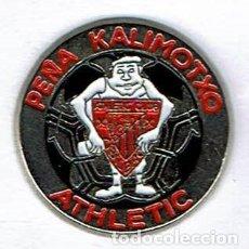 Coleccionismo deportivo: PEÑA KALIMOTXO ATHLETIC CLUB. Lote 155786010