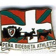 Coleccionismo deportivo: PEÑA BIDEBIETA ATHLETIC CLUB. Lote 155786394