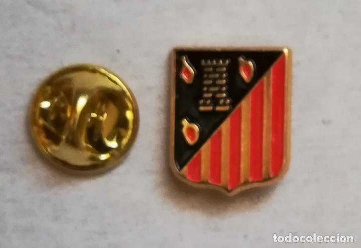 PIN FÚTBOL - CLUB DE FÚTBOL ELGOBIAR DE GUIPÚZCOA. (Coleccionismo Deportivo - Pins de Deportes - Fútbol)
