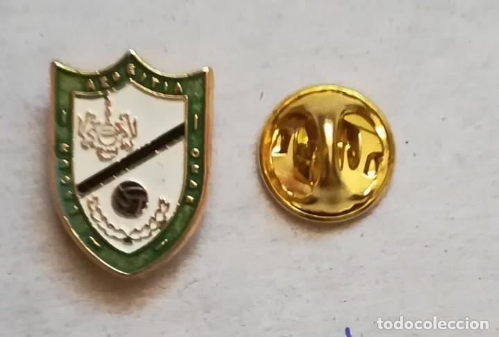 PIN FÚTBOL - LAGUN ONAK AZPEITIA DE GUIPÚZCOA. (Coleccionismo Deportivo - Pins de Deportes - Fútbol)