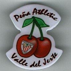 Coleccionismo deportivo: PEÑA ATHLETIC VALLE DEL JERTE. Lote 156179494