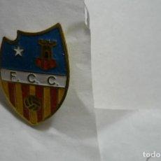 Coleccionismo deportivo: PIN FUTBOL C.CATALUNYA. Lote 156420546